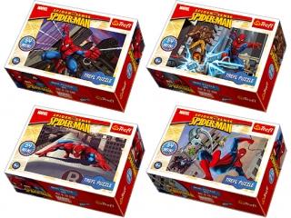 "Puzzle ""54 Mini - Mini Spiderman"" / Disney Marvel Spiderman"