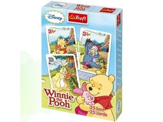 """""""Karty Piotru¶ Kubu¶ Puchatek"""" / Disney Winnie the Pooh"""