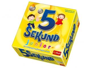 """""""GRA 5 sekund junior"""" / PATCH"""