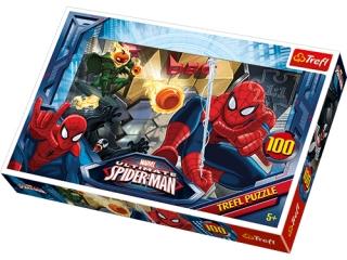 "Puzzle ""100 Ucieczka"" / Disney Marvel Spiderman"