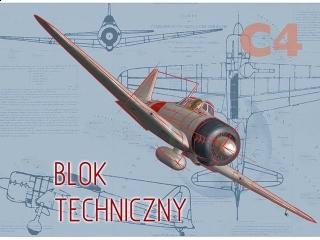 Blok techniczny C4-10 [opakowanie=10szt]