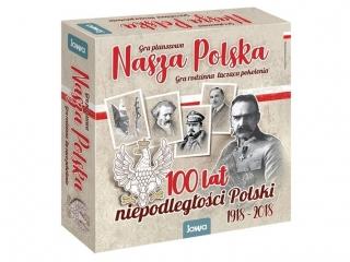 "JAWA Gra ""Nasza Polska"""