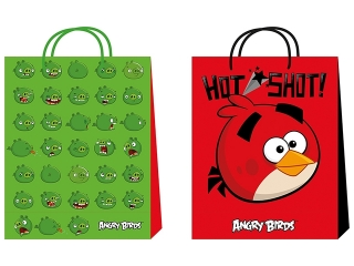 Torebka du¿a format 320x400x120 TH9 Angry Birds Classic [opa
