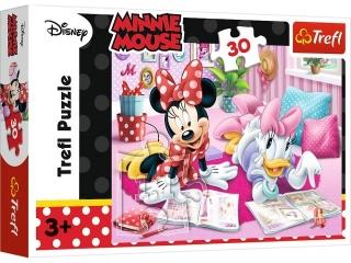 """Puzzle """"30 Najlepsze przyjació³ki"""" / Disney Minnie"""