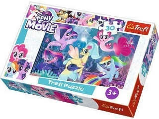 """Puzzle """"30 Do³±cz do zabawy / Hasbro My Little Pony Movie 20"""