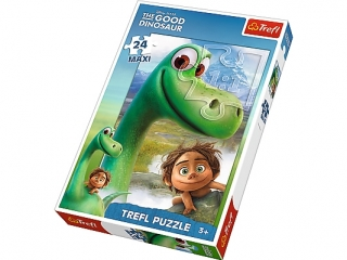 "Puzzle ""24 maxi Arlo i Spot"" / Disney The Good Dinosaur"