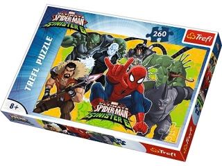 "Puzzle ""260 Spiderman"" / Disney Marvel Spiderman"