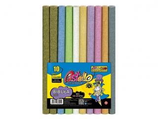 Bibu³a PER£OWA MINI 25x200 cm mix 10 kolorów PAS-3436
