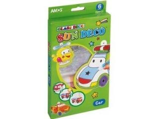 Farby witra¿owe AMOS SD10P6-C Cars (autka) (SZ)