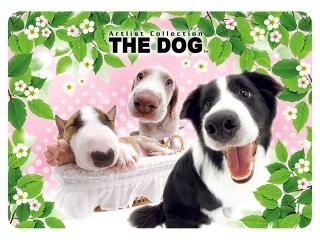 PODK£ADKA LAMINOWANA THE DOG [opakowanie=25szt]