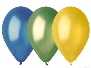 Balony met. GM90  a100 MIX-kol