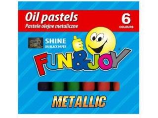PASTELE OLEJ.METAL.6   FJ-POM6