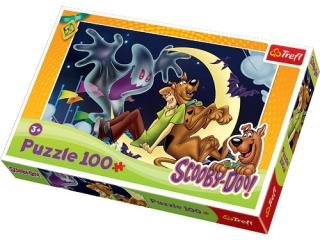 "Puzzle ""100 Scooby, Kud³aty i weso³y duszek"" / Warner Scooby"