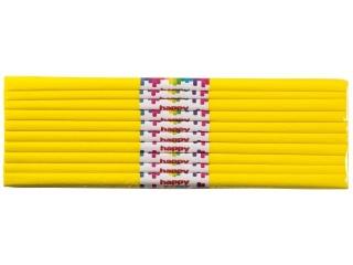 Bibu³a marszczona 50x200cm, cytrynowy, Happy Color [opakowan