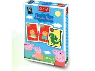 """Karty Piotru¶ ¦winka Peppa"""" / Peppa Pig"""