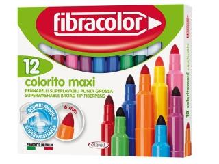 Mazaki COLORITO MAXI x12 du¿e