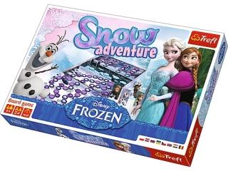 "Gra Snow Adventure Frozen PL EN CZ SK HU RO RU UA"" / Disney"