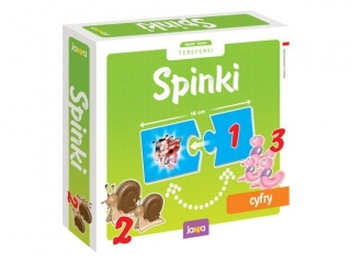 JAWA Gra Spinki - Cyfry