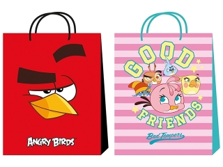 Torebka ma³a format 200x250x100 TH4 Angry Birds Classic [opa