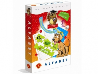 ALFABET - UK£ADANKA EDUKACYJNA