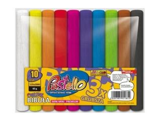 Bibu³a MINI MINI 12x200 PREMIUM 60 gram mix 10 kolorów PAS-1