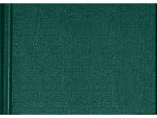 Rysownik A4-80k 90g/m2 albumowy zielony