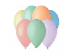Balon G90 pastel 10 cali - mix Macaron / 100 szt.
