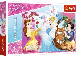 """Puzzle """"60 Zaproszenie na bal"""" / Disney Princess"""