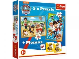 """Puzzle 90790 - """"2w1 + memos"""" - Psi Patrol na ratunek / Viaco"""