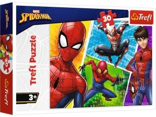 "Puzzle ""30 Spider-Man i Miguel"" / Disney Marvel Spiderman"