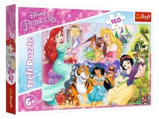 """Puzzle """"160"""" - Ksiê¿niczki i przyjaciele / Disney Princess"""