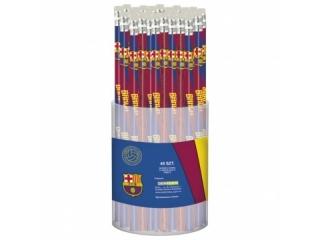 O£ÓWEK Z GUMK¡ FC BARCELONA 10 [opakowanie=48szt]