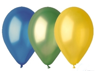 Balony met. GM90  a100 MIX-kol
