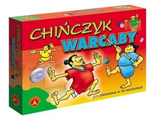CHIÑCZYK / WARCABY