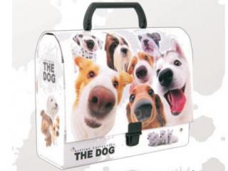 KUFEREK OKLEJANY DU¯Y THE DOG [opakowanie=14szt]