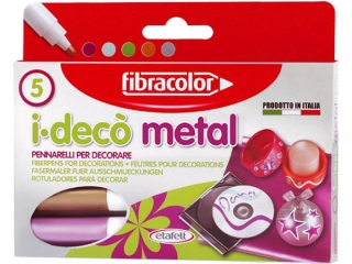 Mazaki Dekoracyjne I-Deco METAL x5