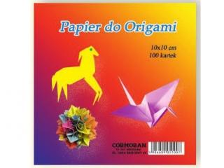 Papier do origami 10x10cm.